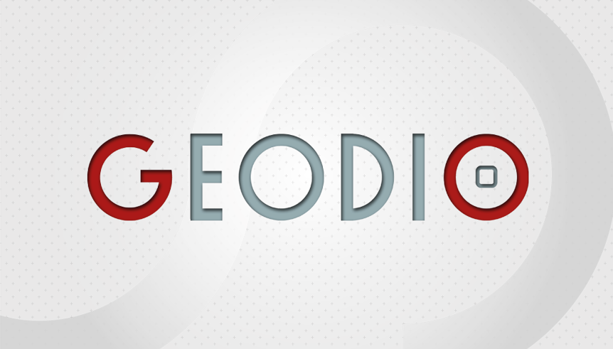 Logotype Geodio conception d'applications immobilieres